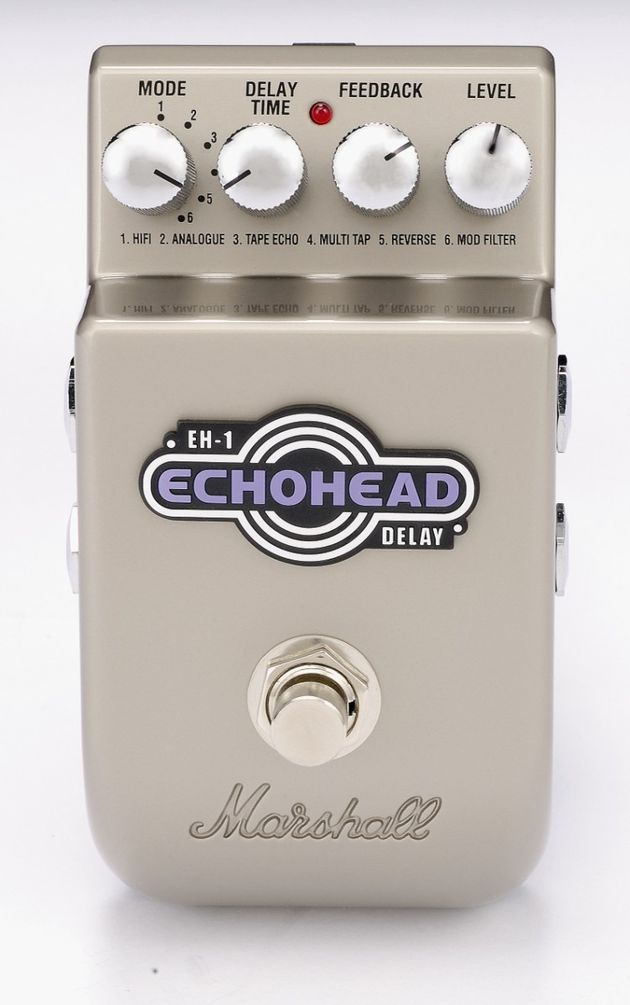 The Echohead will meet most players' delay needs