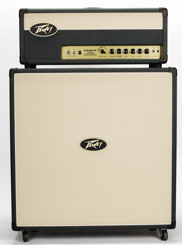 The Peavey Penta head and cab