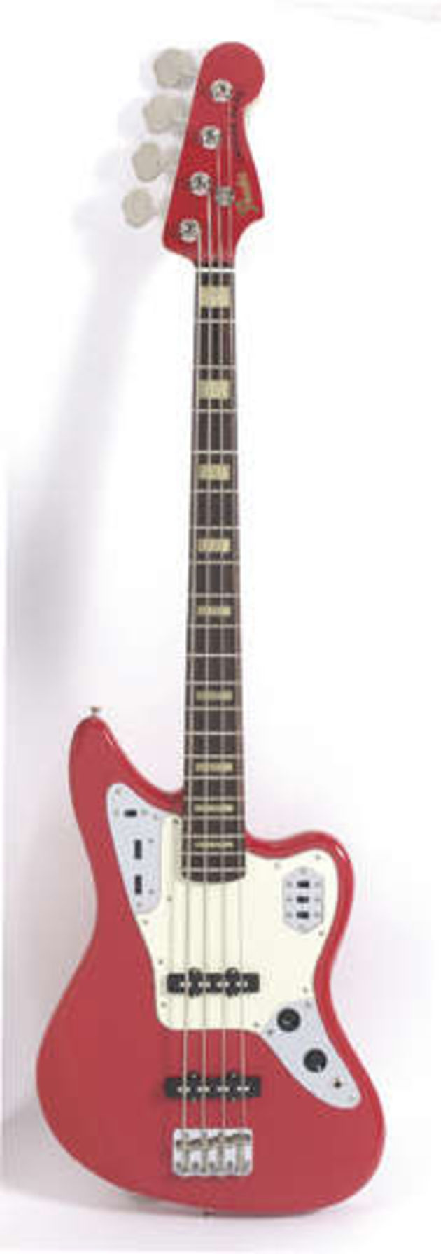 The Fender Jaguar Bass