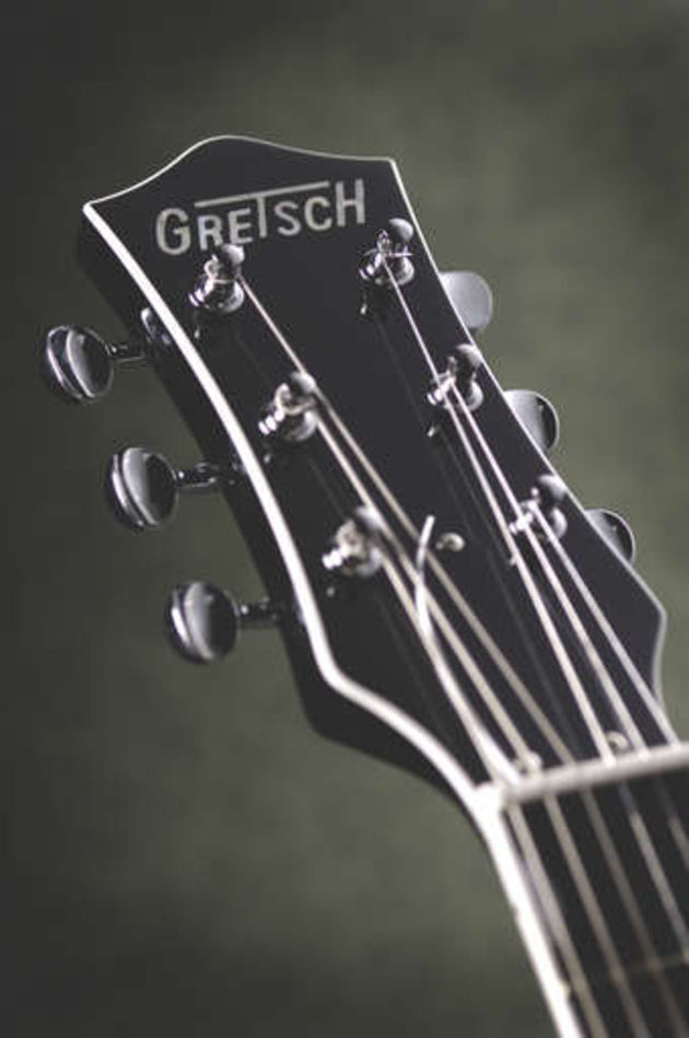 It's got the Gretsch name, but it's not a real reissue.