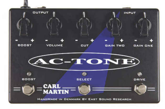 Another sturdy pedal from the Danish maestros.