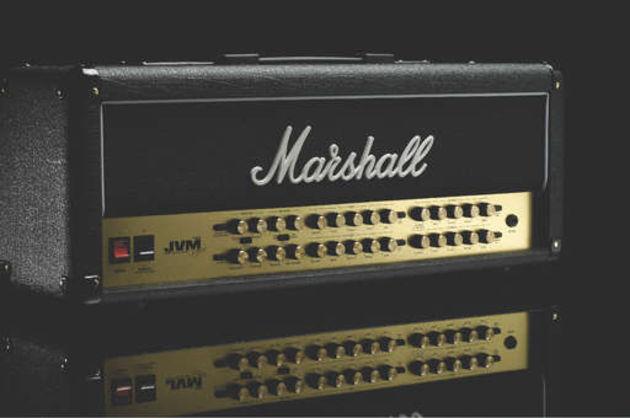Marshall Jvm410h Head Guitar Reviews Musicradar