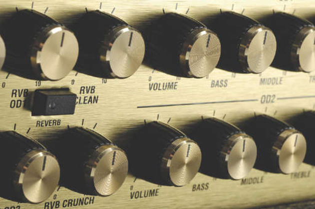 28 different control knobs make for great versatility
