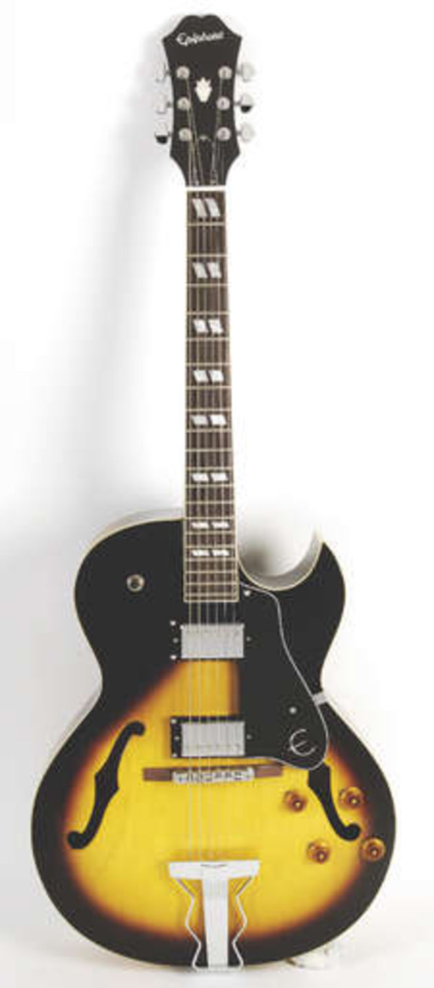 The perfect budget jazz guitar?