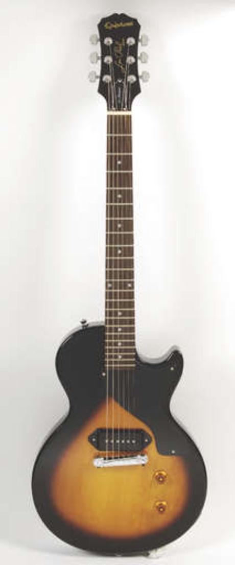 cash for my guitar review epiphone les paul junior. Black Bedroom Furniture Sets. Home Design Ideas