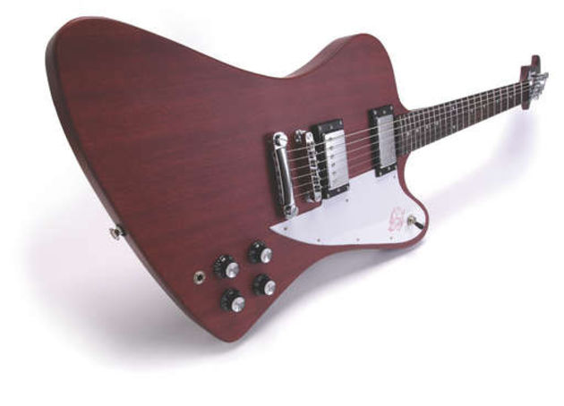 The Epi Worn Firebird Studio: grab one if you can!
