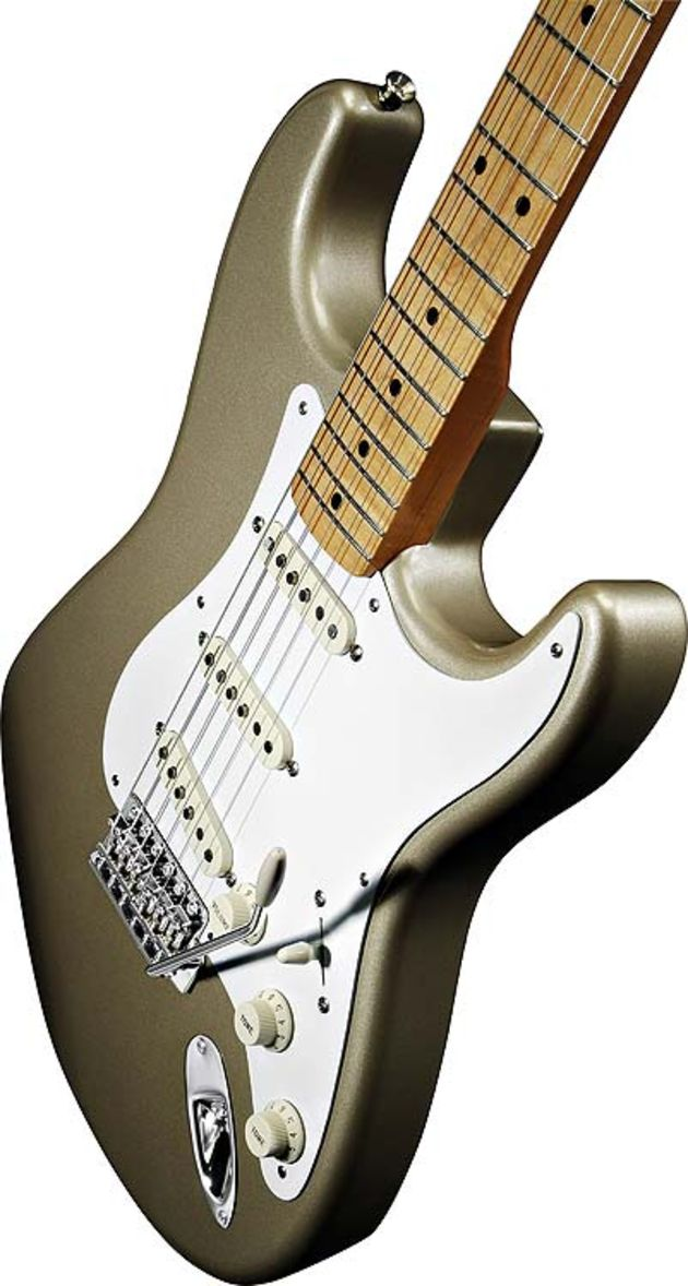 Fender's midas touch is evident here