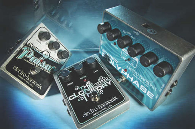 The Stereo Pulsar and Clone Theory also feature in the EXHO range.