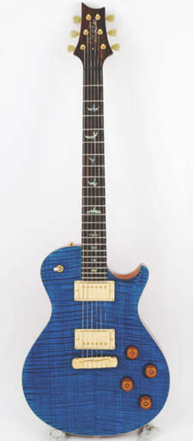 It handles subtle blues or detuned modern rock in equal measure