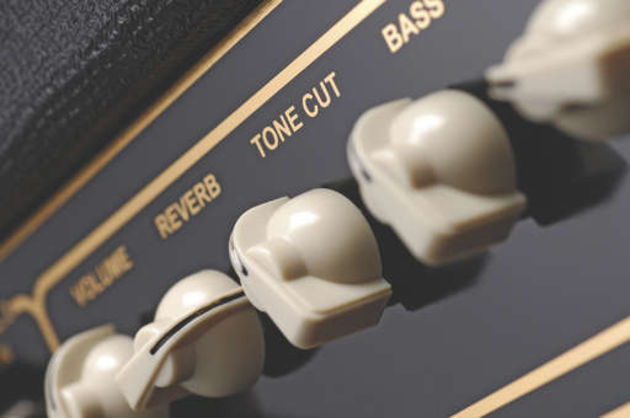 The reverb circuit has an abundance of useable depth on tap
