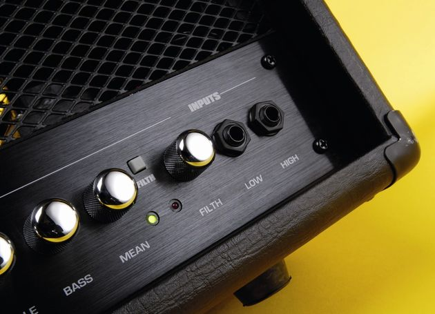 The Filth mode is designed to provide some extra dirt for your overdriven sound