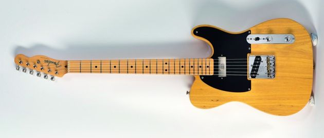 Fender's Hot Rod '50 has a truly vintage vibe