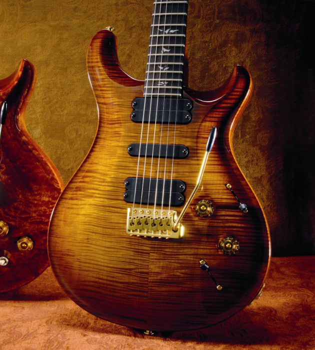 That beautiful maple top in all its glory