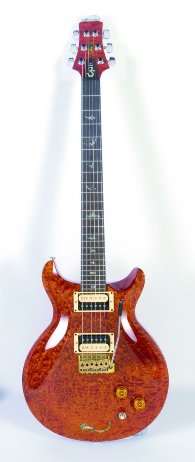 PRS 1980 West Street: a carnelian beauty!