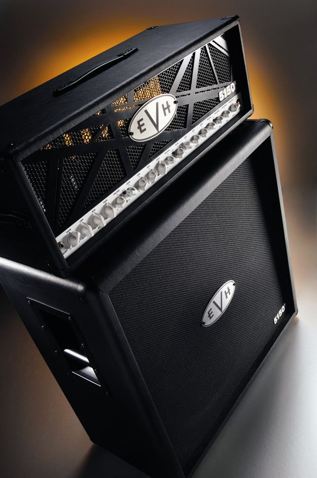 There's no mistaking the amp's designer.
