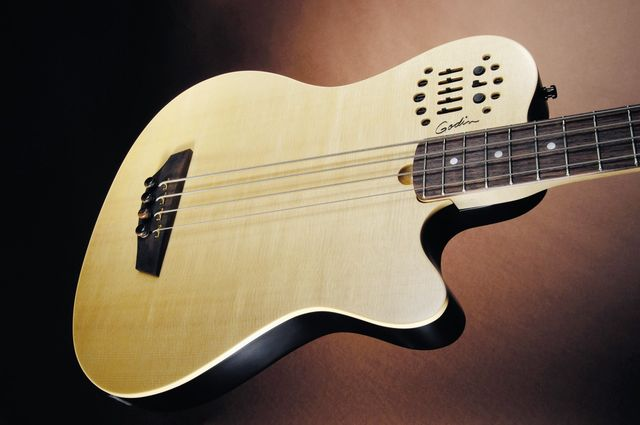 The A4 SA has a spruce top