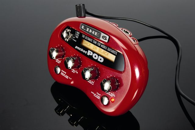 Line 6's pocket Pod - 5 star stuff