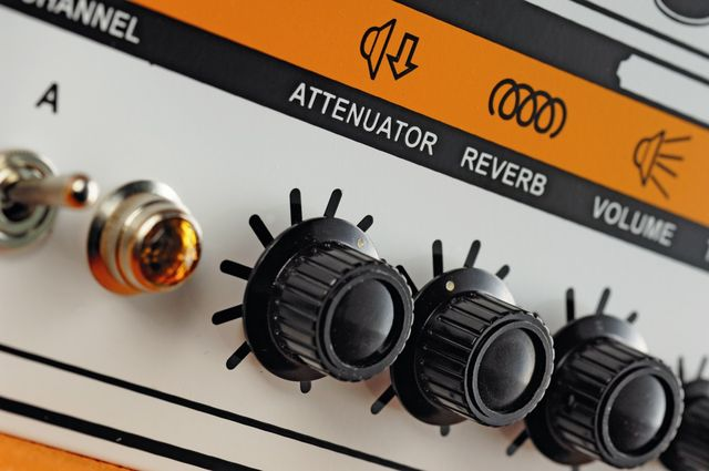 The Thunderverb 50 offers great Brit rock tones