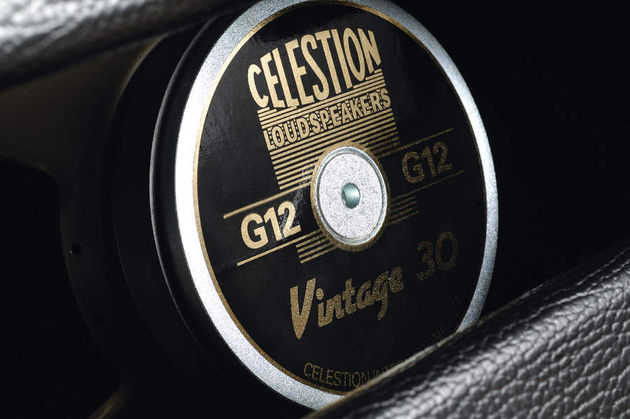 Celestion Vintage 30 drivers are a dependable choice