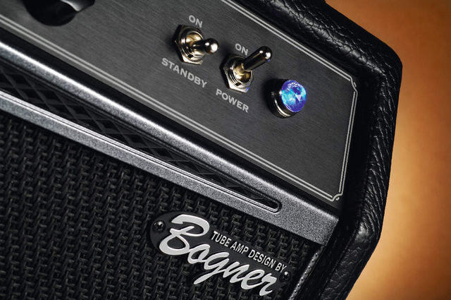 Line 6 processing powered by Bogner-designed valve technology