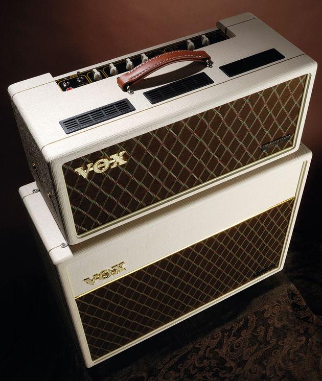 vox heritage collection ac30hh head guitar reviews musicradar. Black Bedroom Furniture Sets. Home Design Ideas