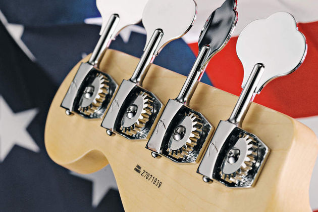 The Jazz Bass remains one of Fender's most iconic products