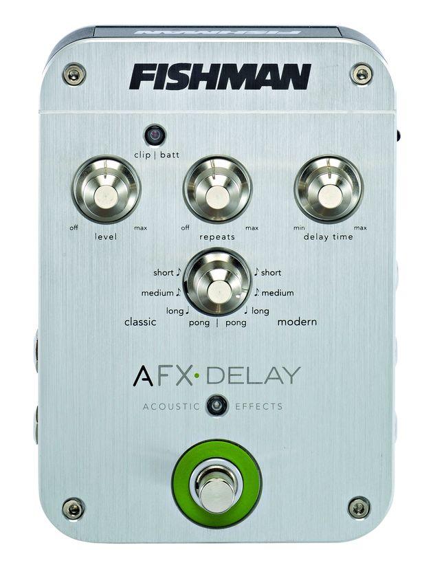 Delay Pedals For Acoustic Guitar : fishman afx delay guitar reviews musicradar ~ Russianpoet.info Haus und Dekorationen