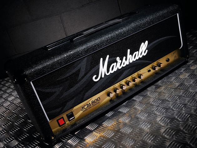 Marshall's Kerry King signature head: very metal