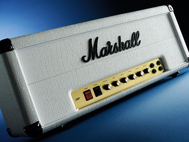 One of the coolest-looking amp heads we can think of