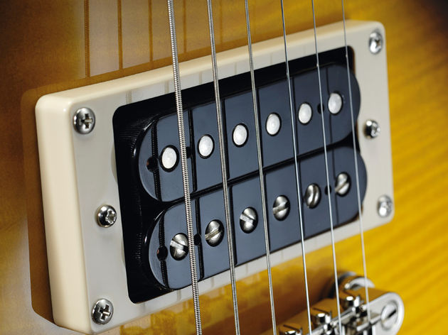 Seymour Duncan Alnico Pro-II humbuckers are the choice of the man himself