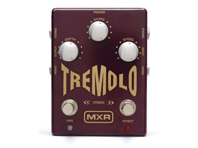 The M-159 Stereo Tremolo.