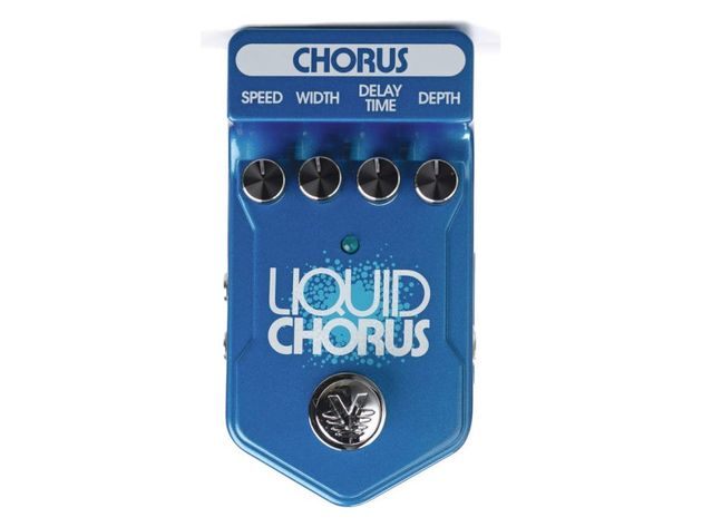 Visual Sound's Virtual Chorus pedal.