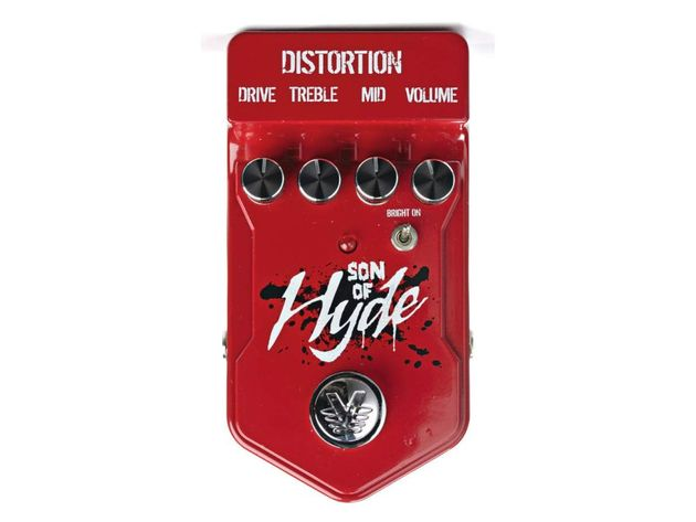 Son of Hyde: Visual Sound's new distortion pedal.