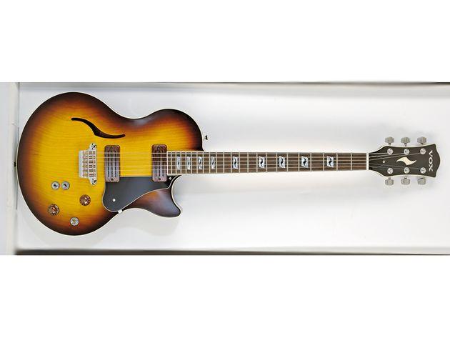 Vox's Virage SC: a versatile guitar!