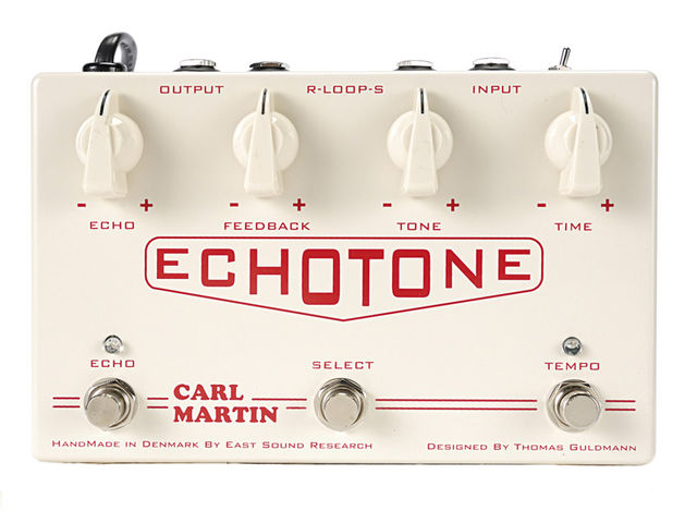 The EchoTone is built to handle pro-level touring