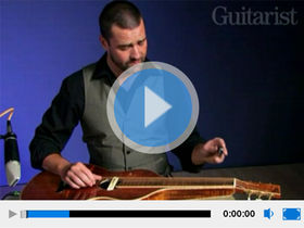 Martin Harley's guide to slide guitar: part 1