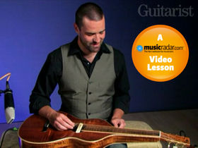 Martin Harley's guide to slide guitar: part 2