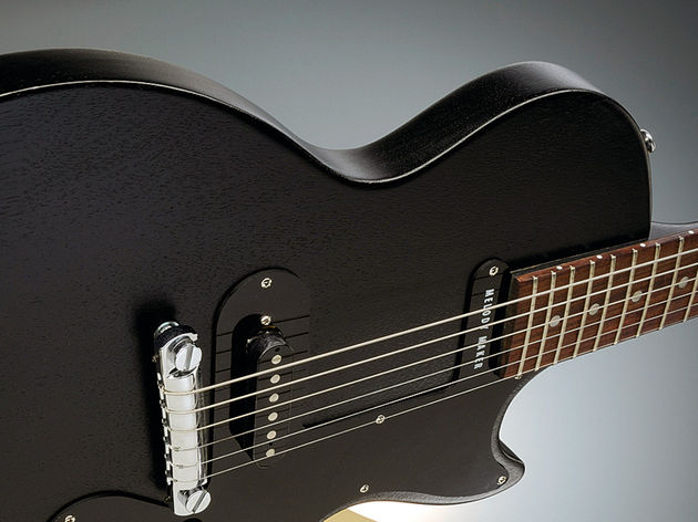 Gibson's Melody Maker was originally aimed at the 'student' market