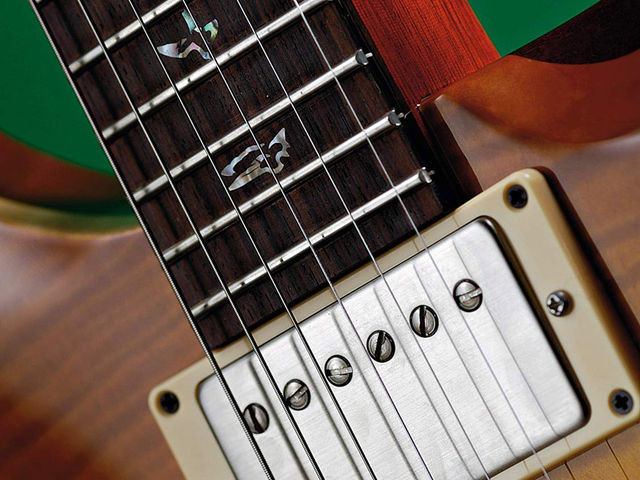 The neck pickup sound has bags of depth, soul and clarity
