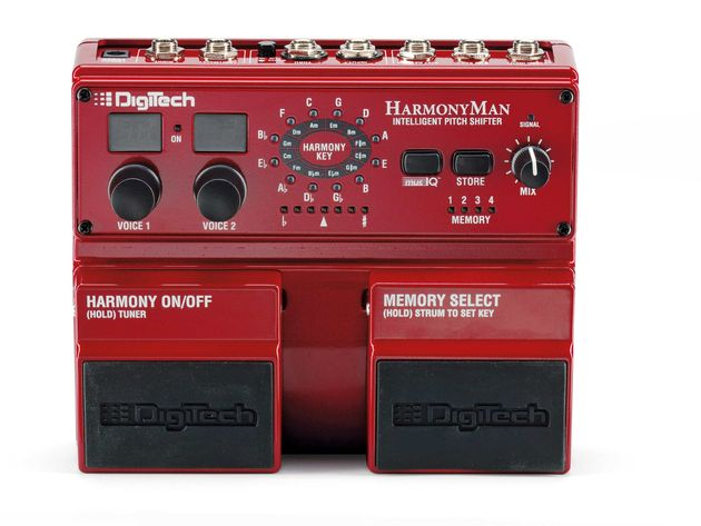 HarmonyMan: an awesome harmony pedal!