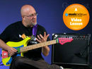 Christophe Godin on how to find new guitar chords