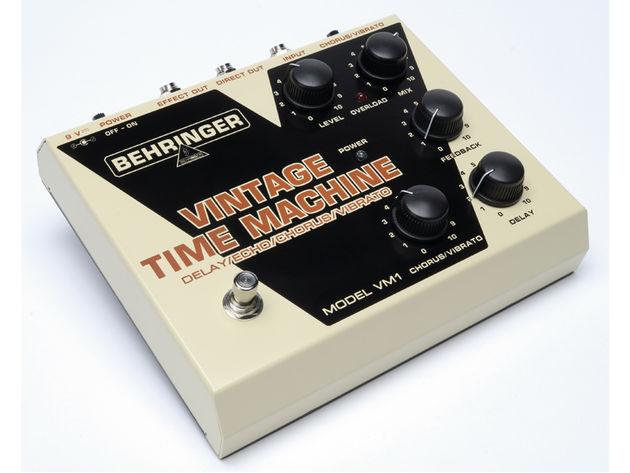 A cheap alternative for fans of analogue delay