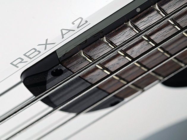 The RBX4 isn't one for vintage guitar lovers