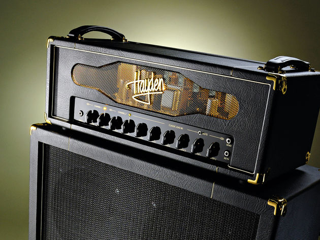 The logo may polarise opinion, but there's no disputing the quality of the Classic Lead 80's tone