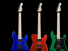 Charvel's USA Production Model Series in pictures