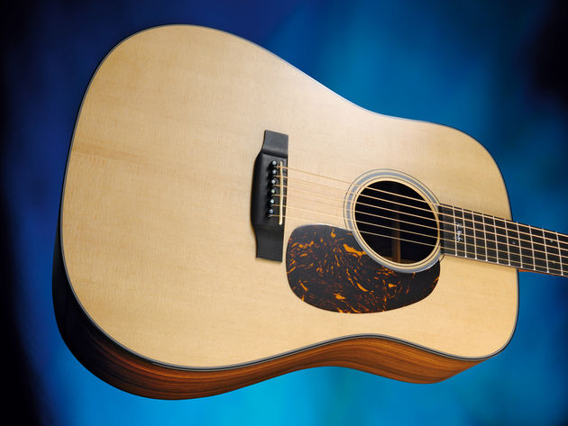 Acoustic guitars don't come much better than this