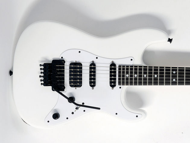 A signature model with some classic rock tones