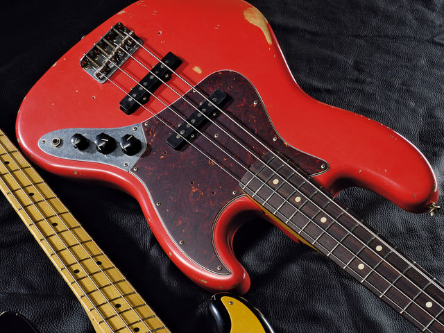 Do basses get much sexier? We're not sure they do