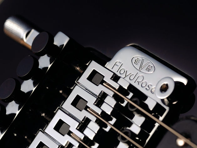 Floyd Rose's first official signature vibrato