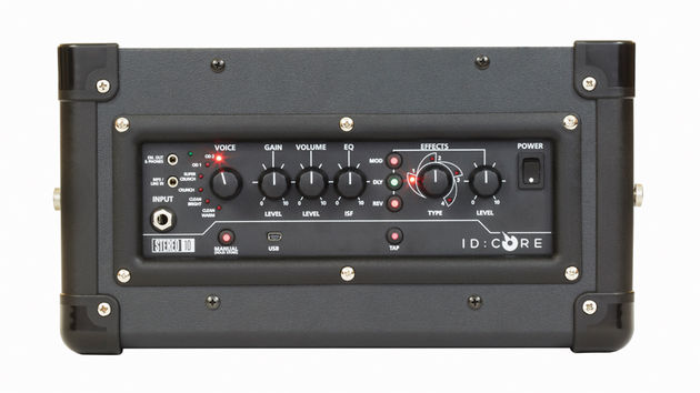 ID:Core 10 Stereo control panel